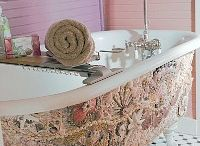 Bath Ideas / by Debbie Serrer