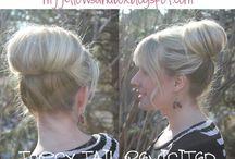 Hair Styles / by Jennifer Kerr