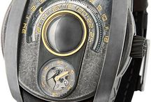Watches / by Ecinereb Schizoid