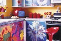 crafts: découpage / by Melissa Tibbals-Gribbin