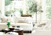 Living Room / by Bernadette: That Way By Design