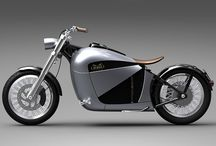 electric bikes / by Les Bouton