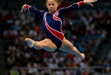 Shawn Johnson / Gymnastics / by mary hebert