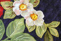 Applique Quilt Work / by Debbie Keskula Bohringer
