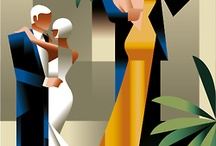 Art Deco / by Donja Leegwater