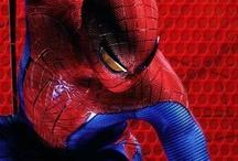 Spider-Man  / by Jeannie Marie