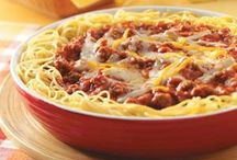 Pasta Recipies / by Melinda Morse