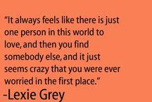 Grey's Anatomy / by Brittany Gentry