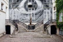 JR street art / by DEN VER