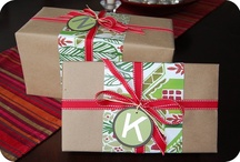 Gift Wrap and Packaging / by Amber Sargent {Posh Ideas}