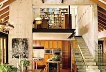 Interior projects / Pins to inspire my interior design school work on residential and commercial properties / by Elyse Kamps