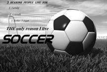 Soccer / by Mark Helinski