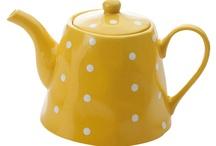 Teapots!!! / by Kerri Butler