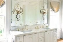 Furniture~Bathrooms~Painted / by Art by Wietzie