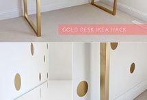 Ikea hacks / by Ann Maliatski