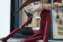 marionette Ideas / by Suzanne Bond