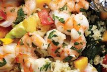 Seafood Based Recipes / by Danielle Scholfield