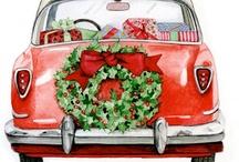Vintage Christmas / by Deborah Lynn Kunesh