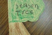 Preschool four season/weather / by Ronda Wicks