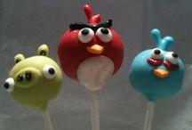 Cake Pops / by Julie Boren-Hardy