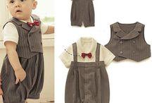 baby boy clothes / by Erica Birnbaum
