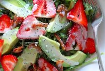 Recipes - Salads / by Michelle Ivy