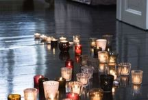 Candlelight / You can never have too many candles!!! / by Roxanne