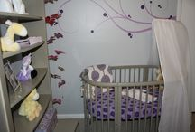Nursery Inspiration / A collection of nursery space ideas... / by BonBon Rose Girls