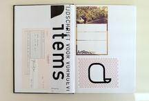 editorial design / by sayoko tsushima