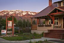 Bronze Antler B&B / Located in Joseph, the Beautiful corner of Oregon / by Marcus Berg