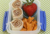 School Lunches / by Tania