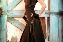 clothes - steampunk / by Michelle Nance
