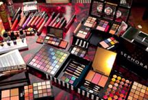 makeup/nails/skincare / by Sheena D'Andria Devine