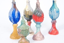 Painted finial / by Julie Lynch