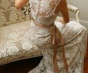 Wedding: Gowns / by Tina Smith-Peterson
