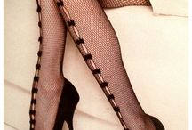 Stockings, Hold-ups and sometimes even Tights / by Molly Moore