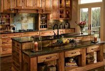 Kitchens / by Shellie Shankle