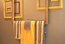 bathroom / by Nichole-Niki Henderson-Trost