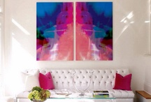 Living Room Ideas / by Debbie Parnes