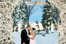 Warm Winter Wedding Wishes... / by Touched by Time Vintage Wedding  Rentals Temecula Ca