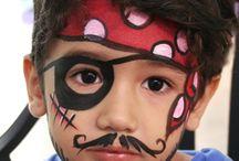 Face painting / by Mencar Lamecar