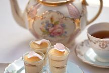 Afternoon Tea / by Margaret Mosher