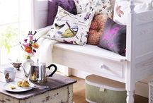 Home - {ILike} / type of home decor and style that i like in vintage theme / by refinehere :)