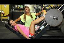 fitness / by Daniele Kremer de Oliveira