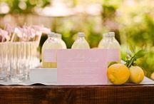 Trish's wedding ideas! / by Janice Barnard