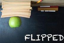 Flipped classroom / by Ana Ka