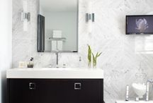 Bathrooms / by Laurie Hall