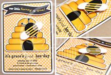 Bumblebee Party / by One Swell Studio - Cara McGrady