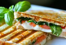 Recipes- bread and sandwiches / by Barb Ellis-Danford