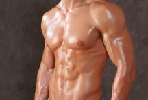 male muscle models / by Shawn Sutherland